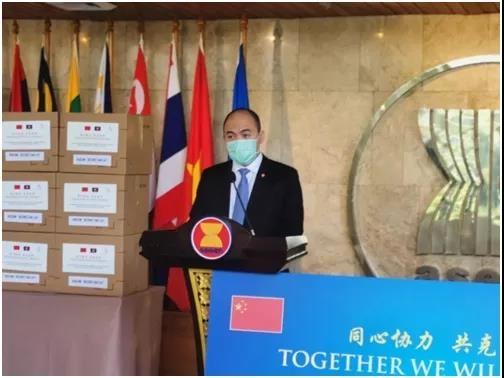 广西对东盟和东盟秘书处的深情厚谊
