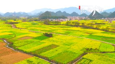 太美了!桂林兴安这个地方撑起兴安的整个春天!