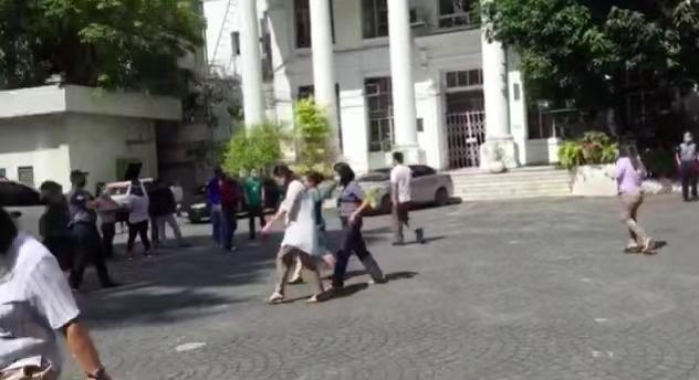 菲律宾发生5.6级地震 首都地区震感强烈